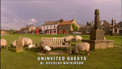 Unvited Guests title card