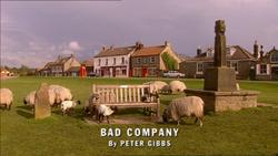 Bad Company title card
