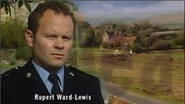 Rupert Ward-Lewis as PC Don Wetherby in the 2007 Opening Titles