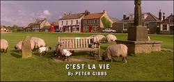 C'est La Vie title card