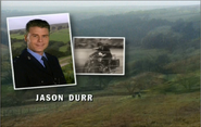 Jason Durr as PC Mike Bradley in the 1998 Opening Titles