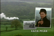 Kazia Pelka as Nurse Maggie Bolton in the 1997 Opening Titles 2