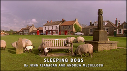 Sleeping Dogs title card