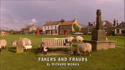 Fakers and Frauds title card