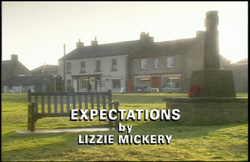 Expectations title card