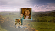 Tricia Penrose as Gina Ward in the 2004 Opening Titles
