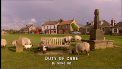 Duty of Care title card