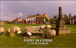 Puppet on a String title card