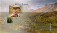 William Simons as Ex-PC Alf Ventress in the 2005 Opening Titles