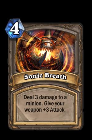 SonicBreath