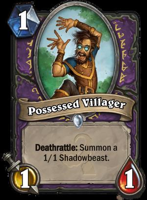 Possessed Villager