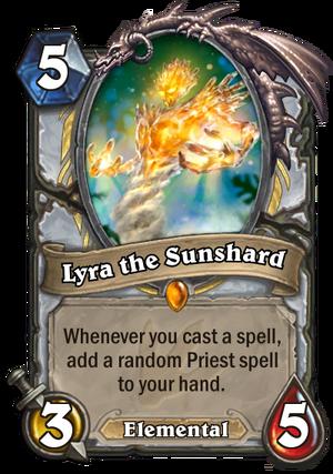 Lyra the Sunshard