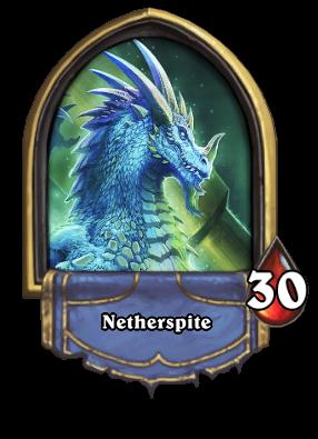 Netherspite - Hero