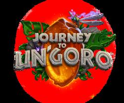 Journey to Un Goro Logo