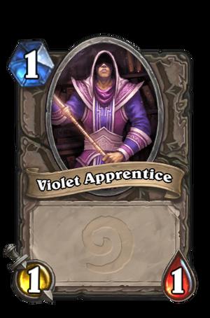 Violet Apprentice