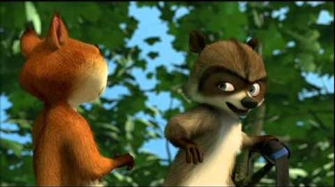 """DreamWorks Animation's """"Over the Hedge"""""""