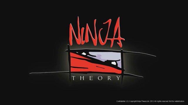 Ninja Theory Website Intro