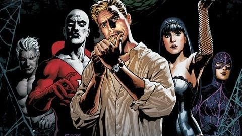 Justice League Dark in preproduction - Guillermo del Toro (film)