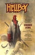 Hellboy - Odder Jobs (Novel Cover)