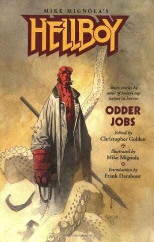 File:Hellboy - Odder Jobs (Novel Cover).jpg
