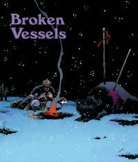 Broken Vessels - Title Panel