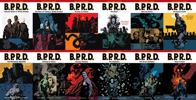 File:BPRD Plague of Frogs Trade Collections.jpg