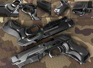 Katlyn Dvorakin's Pistols