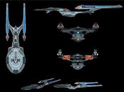 Excelsior Refit 25th Century