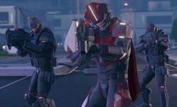 XCOM2 ADVENT Captain&Troopers