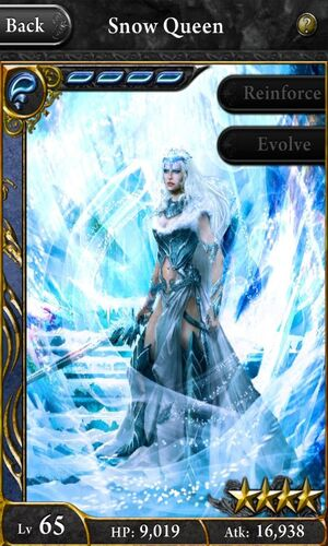 SnowQueen Stage4 Max