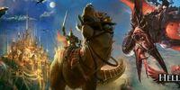 Dino Riders' Lair