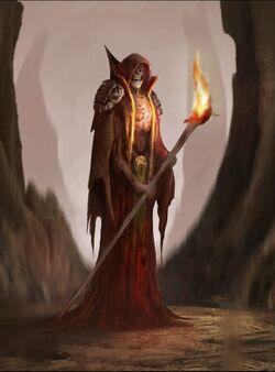 Lich King Namtar 1