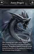 Azure Dragon - Lore
