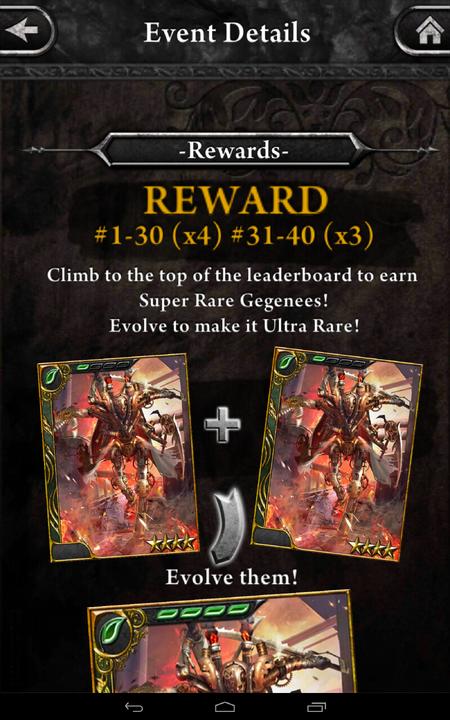 Broken Warriors Event Info 6