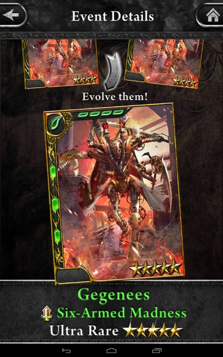 Broken Warriors Event Info 7