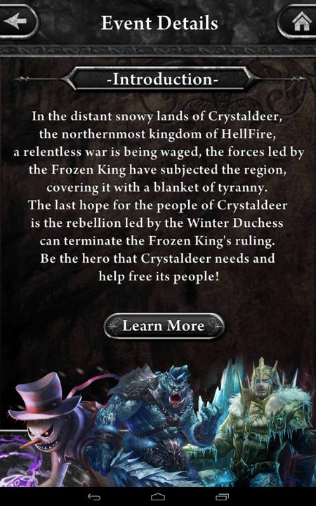 Eternal Winter Info 1