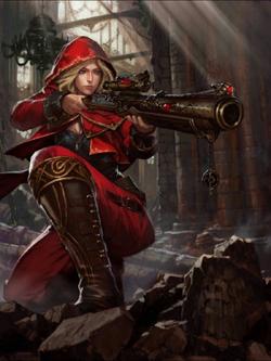 Velvet, the Sniper S2-picture only