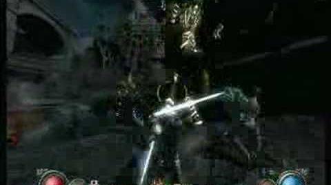 E3 2007 Hellgate London gameplay 1