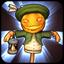 Scarecrow Raul icon