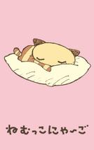 Sanrio Characters Nemukko Nyago Image004