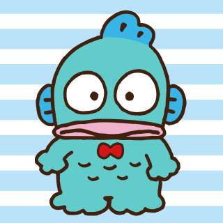 File:Sanrio Characters Hangyodon Image002.png