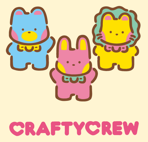 File:Sanrio Characters Crafty Crew Image007.png