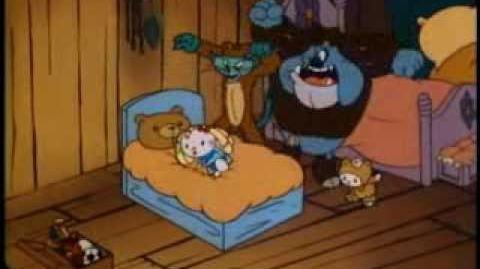 """""""Kitty Locks and the Three Bears"""" Hello Kitty"""