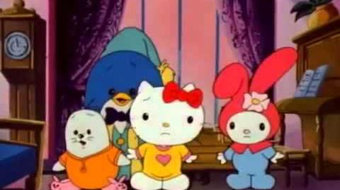 Hello Kitty's Furry Tale Theater The Year Scroogenip Swiped Christmas and The Phantom of the Theater