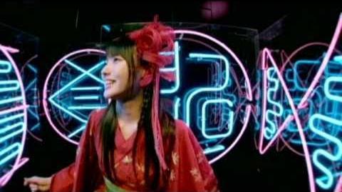 ℃-ute - Edo no Temari Uta II (MV) (Yajima Maimi Close-up Solo Ver