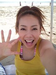 Inaba atsuko august 2008