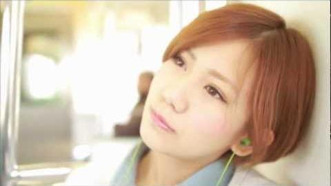 ℃-ute - Kimi wa Jitensha Watashi wa Densha de Kitaku (MV) (Okai Chisato Train Lip Ver