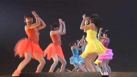 ℃-ute - Massara Blue Jeans (Live Version @ Saitama Super Arena)