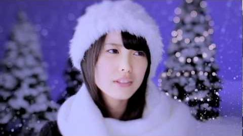 ℃-ute - Aitai Lonely Christmas (MV) (Nakajima Saki Solo Ver