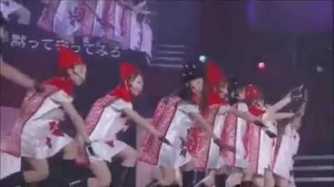Morning Musume Wakuteka Take a Chance Aki Chance 2013!